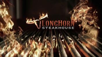 Longhorn Steakhouse Flavorful Under 500 TV Spot - Thumbnail 1
