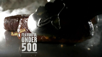 Longhorn Steakhouse Flavorful Under 500 TV Spot