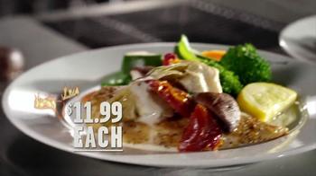 Longhorn Steakhouse Flavorful Under 500 TV Spot - Thumbnail 6