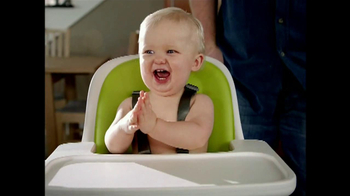 Huggies Natural Care Wipes TV Spot, 'Triple Clean' - Thumbnail 9