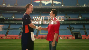 Papa John's TV Spot, 'Winning Isn't Over' Featuring Peyton Manning
