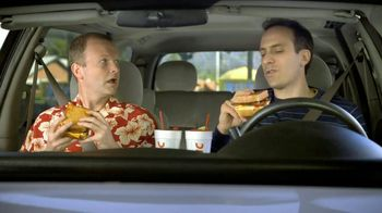Sonic Drive-In Breakfast Toasters TV Spot, 'Time Machine - Thumbnail 1