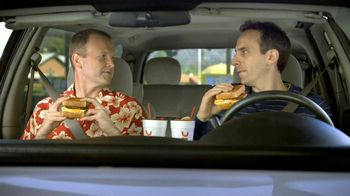 Sonic Drive-In Breakfast Toasters TV Spot, 'Time Machine - Thumbnail 4
