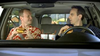 Sonic Drive-In Breakfast Toasters TV Spot, 'Time Machine - Thumbnail 6
