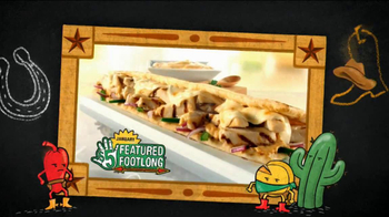 Subway TV Spot 'Smokey Chipotle Chicken and Cheese' - Thumbnail 7