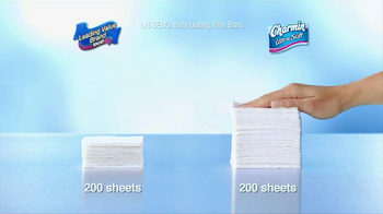 Charmin Ultra Soft TV Spot, 'Only a Few Sheets'  - Thumbnail 8