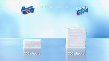 Charmin Ultra Soft TV Spot, 'Only a Few Sheets'  - Thumbnail 8