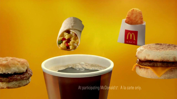 McDonald's Sausage Burrito TV Spot - Thumbnail 6