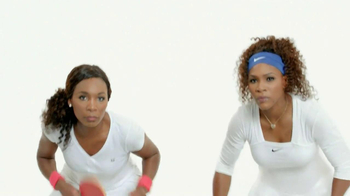 Apple iPhone 5 TV Spot, 'Really Cool Dream' Feat. Venus and Serena Williams