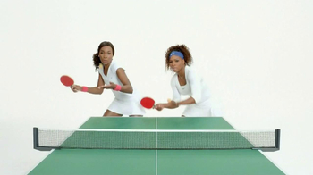 Apple iPhone 5 TV Spot, 'Really Cool Dream' Feat. Venus and Serena Williams - Thumbnail 2