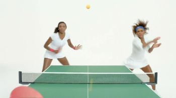 Apple iPhone 5 TV Spot, 'Really Cool Dream' Feat. Venus and Serena Williams - Thumbnail 6