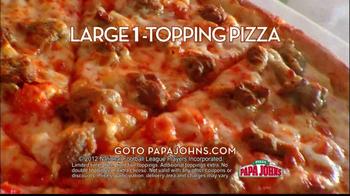 Papa John's TV Spot, 'Big Matchups' - Thumbnail 5
