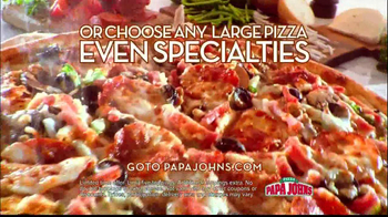 Papa John's TV Spot, 'Big Matchups' - Thumbnail 7
