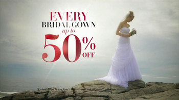 David's Bridal Biggest Bridal Sale of the Year TV Spot