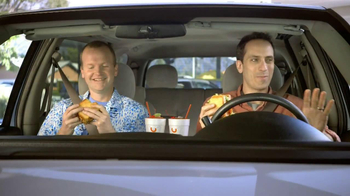 Sonic Drive-In Ultimate Grilled Cheese TV Spot, 'Business Class' - Thumbnail 5
