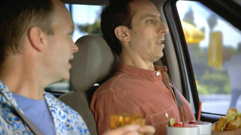 Sonic Drive-In Ultimate Grilled Cheese TV Spot, 'Business Class' - Thumbnail 6