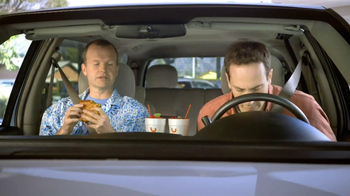 Sonic Drive-In Ultimate Grilled Cheese TV Spot, 'Business Class' - Thumbnail 8