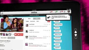 Zeebox TV Spot, 'Snooki and Jwow' - Thumbnail 4