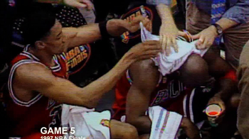 Gatorade TV Spot 'Flu Game: Win from Within'  - Thumbnail 1