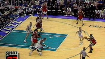 Gatorade TV Spot 'Flu Game: Win from Within'  - Thumbnail 8