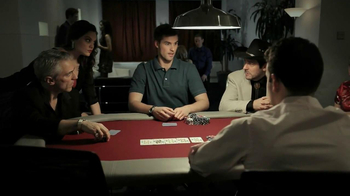 Speed Stick Power TV Spot, 'Bluffing'
