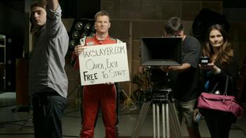 TaxSlayer.com TV Spot, 'Commercial Set' Featuring Dale Earnhardt Jr.  - Thumbnail 5