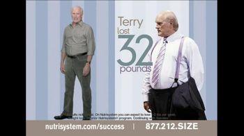 Nutrisystem TV Spot Feat. Terry Bradshaw, Jillian Barbarie - 859 commercial airings