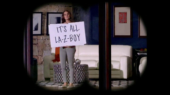 La-Z-Boy Year End Sale TV Spot, 'Spying' Featuring Brooke Shields - 3621 commercial airings