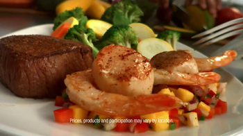 Outback Steakhouse TV Spot, 'Perfect Together'  - Thumbnail 8