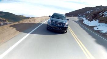 2013 Cadillac SRX Crossover TV Spot, 'Around the Corner - Thumbnail 5