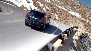 2013 Cadillac SRX Crossover TV Spot, 'Around the Corner - Thumbnail 6