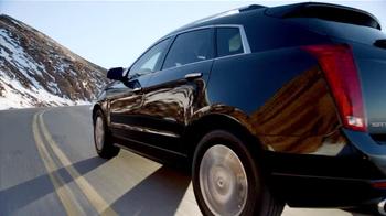 2013 Cadillac SRX Crossover TV Spot, 'Around the Corner - Thumbnail 7