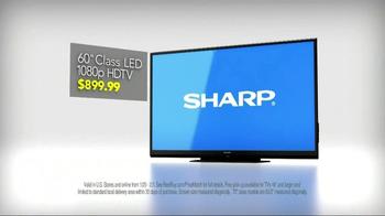 Best Buy TV Spot, 'Sharp TV Beta Test' - Thumbnail 8