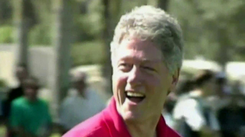 Professional Golf Association TV Spot, 'The Love of Golf' Ft. Bill Clinton - Thumbnail 4