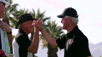 Professional Golf Association TV Spot, 'The Love of Golf' Ft. Bill Clinton - 16 commercial airings