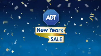 ADT New Year's Sale TV Spot, 'Countdown' - Thumbnail 1
