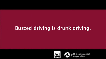 U.S. Department of Transportation TV Spot, 'Buzzed Driving: Car Accident' - Thumbnail 7