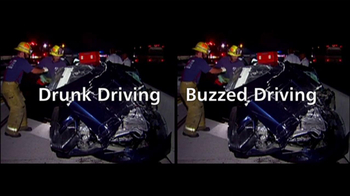 U.S. Department of Transportation TV Spot, 'Buzzed Driving: Car Accident' - Thumbnail 4