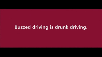 U.S. Department of Transportation TV Spot, 'Buzzed Driving: Car Accident' - Thumbnail 6