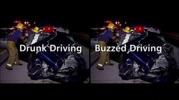 U.S. Department of Transportation TV Spot, 'Buzzed Driving: Car Accident'