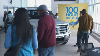 Ford Year End Celebration TV Spot, '100 Hours' - Thumbnail 1
