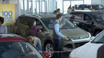 Ford Year End Celebration TV Spot, '100 Hours' - Thumbnail 2