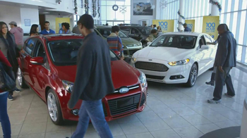 Ford Year End Celebration TV Spot, '100 Hours' - Thumbnail 6