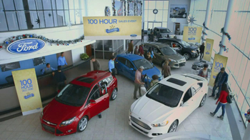 Ford Year End Celebration TV Spot, '100 Hours' - Thumbnail 7