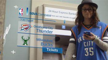 BBVA Compass TV Spot, 'NBA'