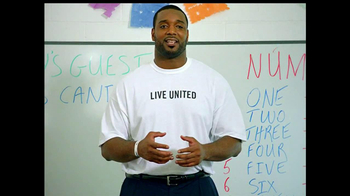 United Way TV Spot 'NFL' - Thumbnail 10