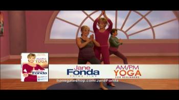 Jane Fonda AM/PM Yoga for Beginners TV Spot  - Thumbnail 2