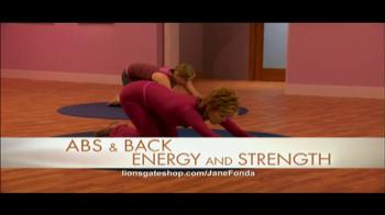 Jane Fonda AM/PM Yoga for Beginners TV Spot  - Thumbnail 4