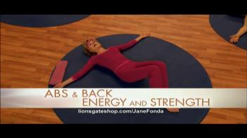 Jane Fonda AM/PM Yoga for Beginners TV Spot  - Thumbnail 5