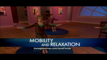 Jane Fonda AM/PM Yoga for Beginners TV Spot  - Thumbnail 7